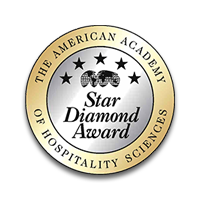 Five Star Diamond Award  kaiser maximilian restaurant & bar